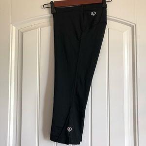 Pearl iZumi Select Series crop leggings w/slits